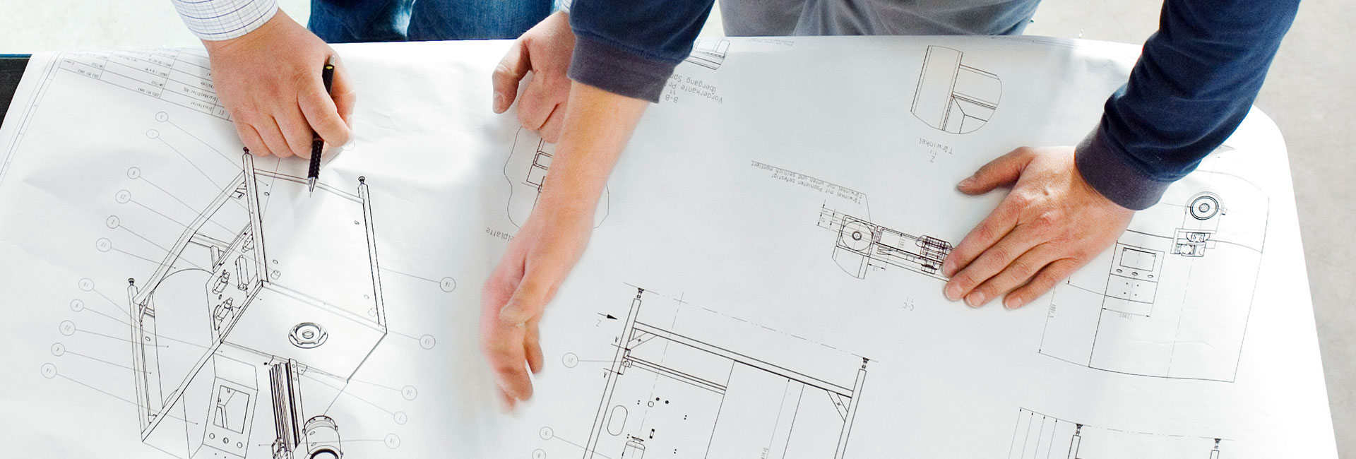 We optimize fabrication processes