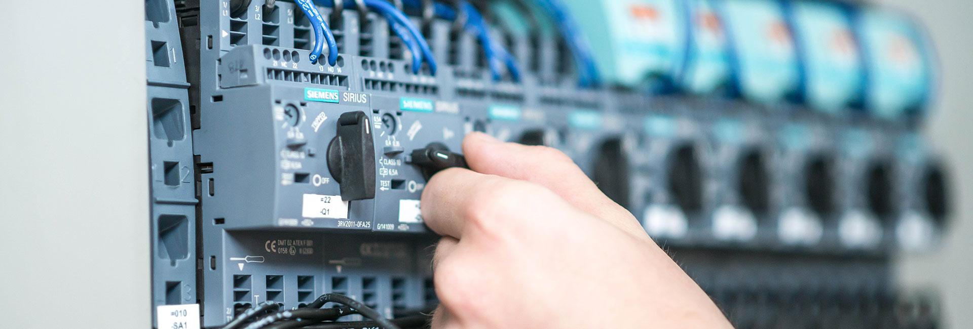 Instandsetzung Elektrotechnik